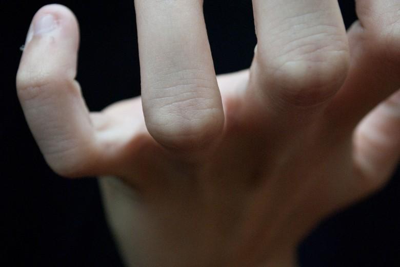 hannah's fingers